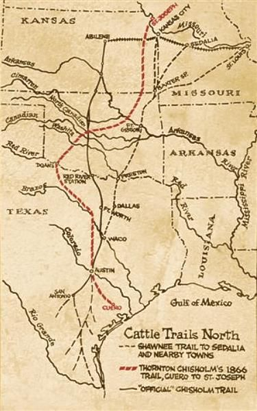 1870 Map Of Texas.1870 The Kansas Daily Commonwealth Made The Earliest Known Printed