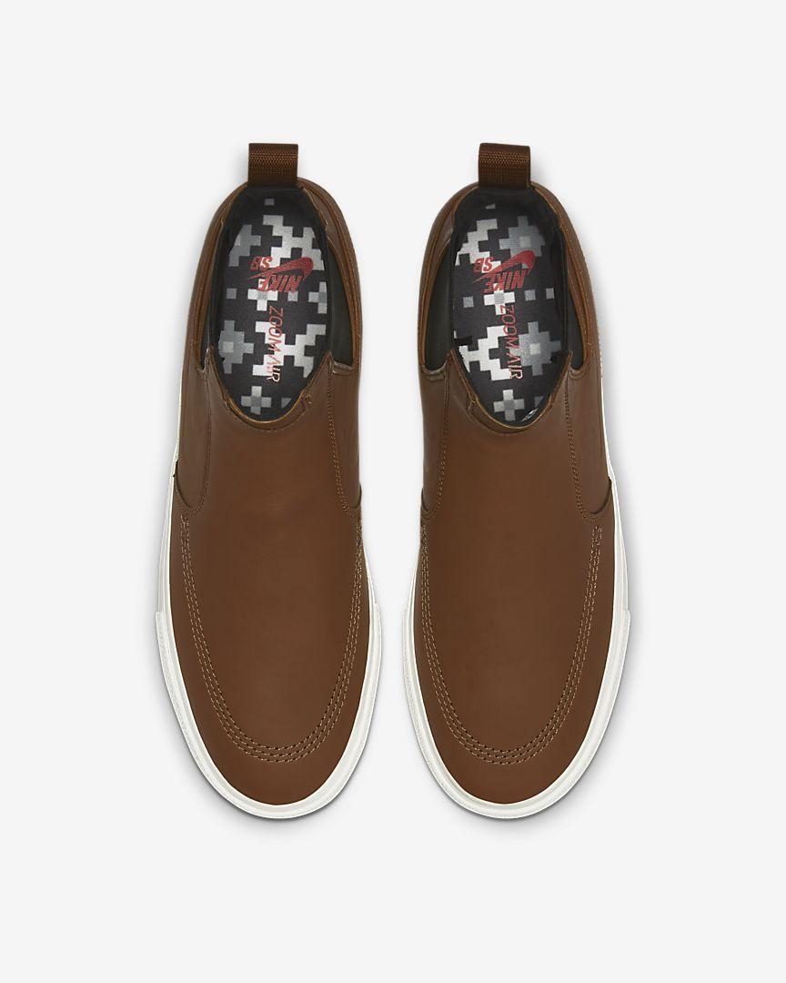 Nike Sb Zoom Stefan Janoski Slip Mid Rm Skate Shoe Nike Com Skate Shoes Mens Vans Shoes Stefan Janoski