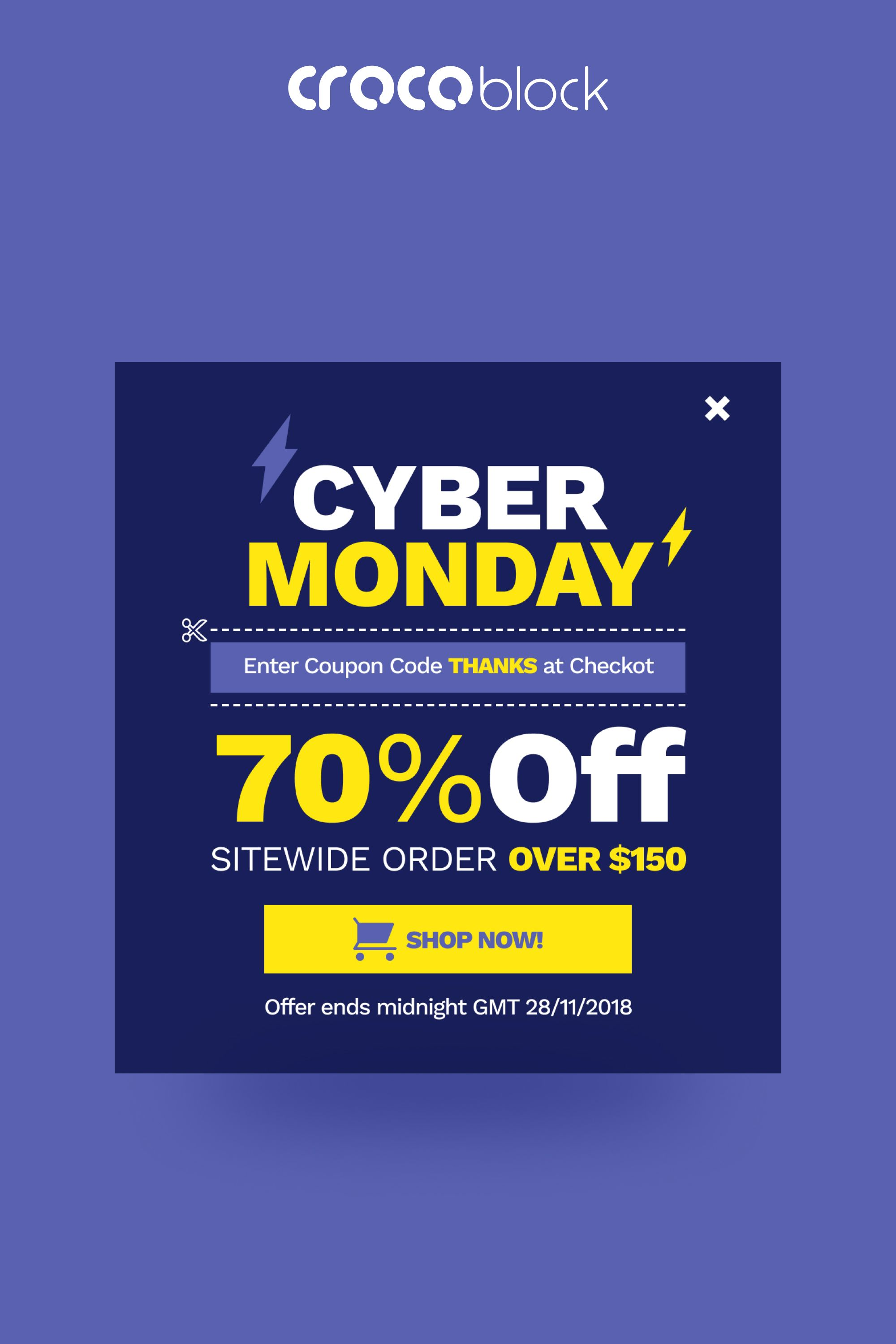 Download Cyber Monday Banner Template Banner Template Cyber Monday Banner Discount Banner