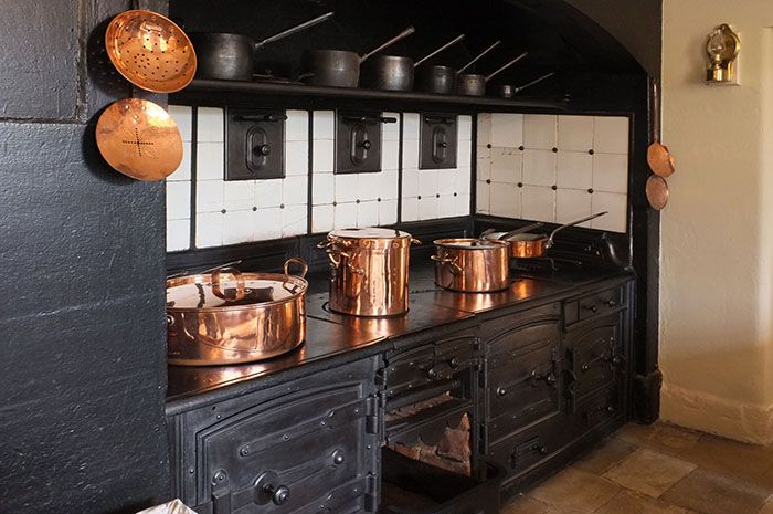 A Wide Array Of Wood Stoves, Antique Kitchen Appliance, Vintage Gas Ranges,  Cooking