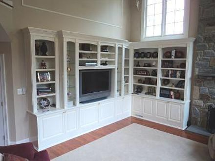 Juniper Woodworking Built In Cabinets And Trim