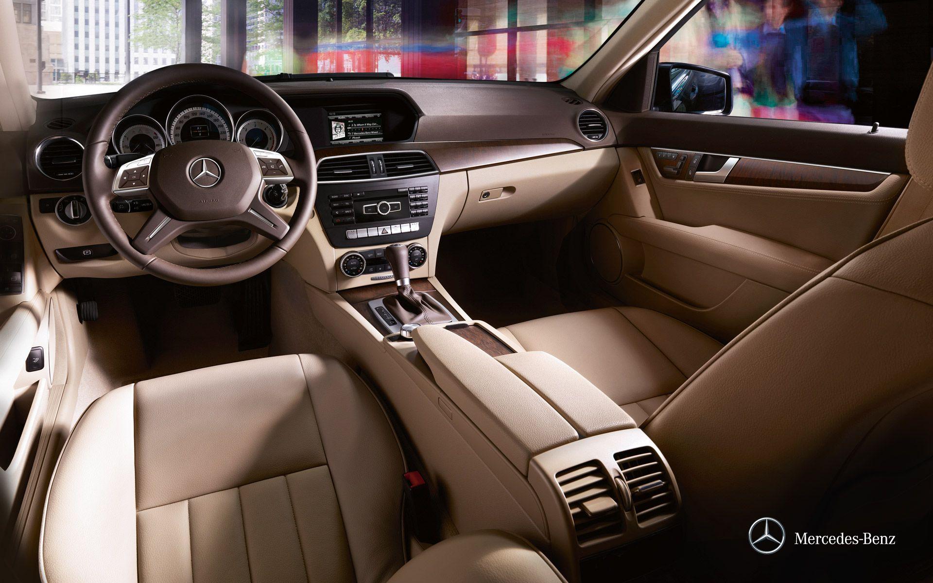 Mercedes-Benz C-Class Sedan. Fuel consumption combined: 12,0-4,1 l/100km, CO2 emissions combined: 280-109 g/km.  #MBCars