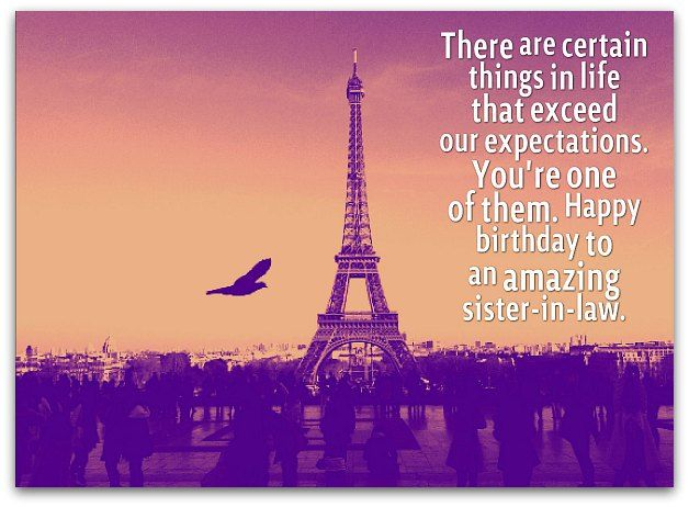 Birthday Wishes Ideas Sister ~ Birthday wishes for sister in law wishesgreeting that s