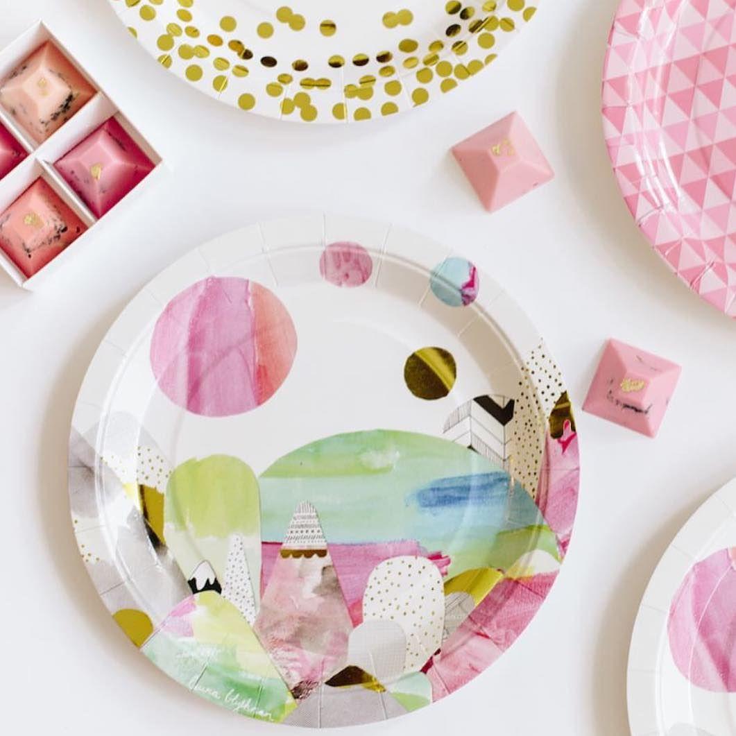Laura Blythman party plate  sc 1 st  Pinterest & Laura Blythman party plate | Party Decor | Pinterest | Party plates ...
