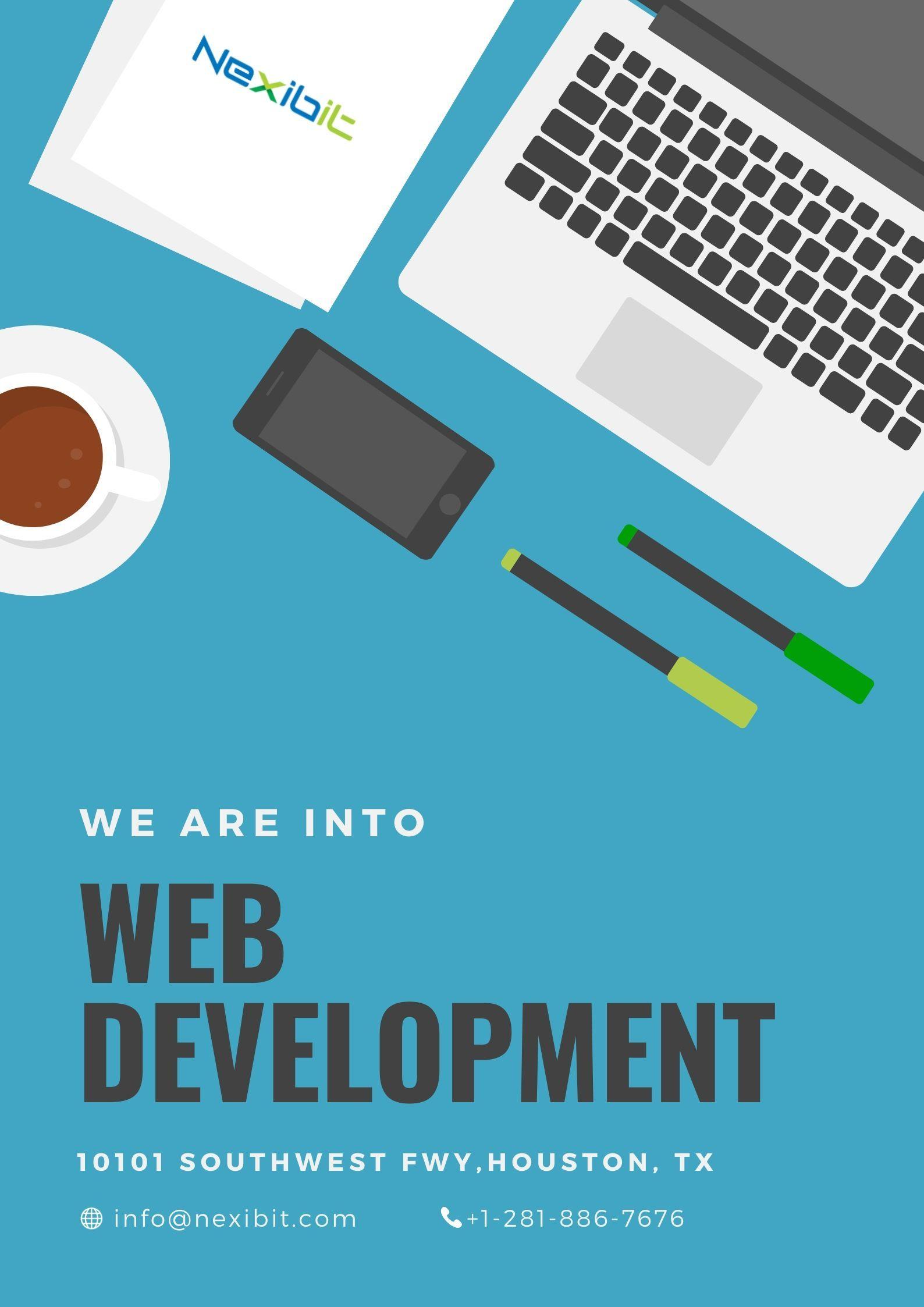 Web Development In 2020 Web Development Company Ecommerce Website Development Web Development