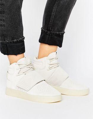 Adidas OriginalsTUBULAR Invader Strap W W Tubular Invader