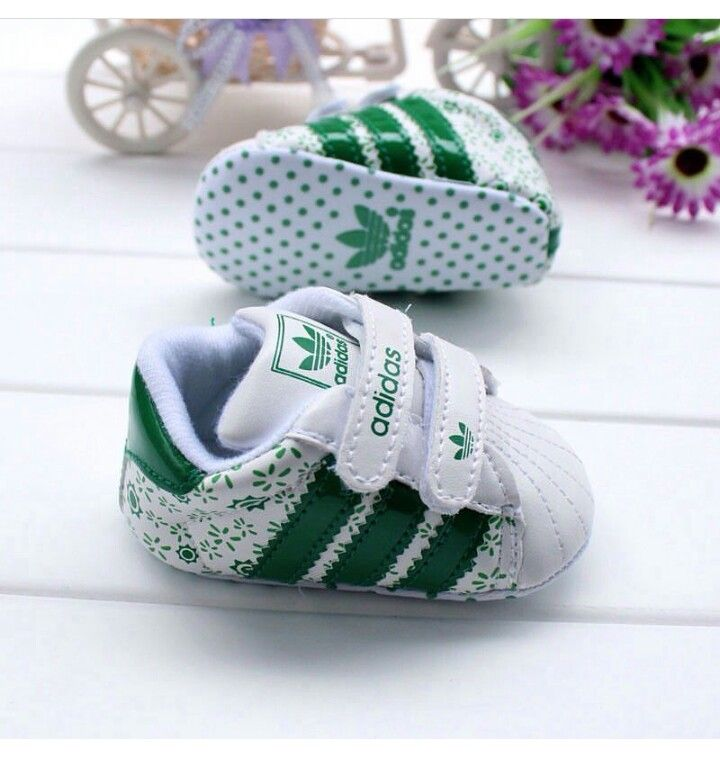 new born adidas shoes