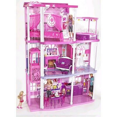 Barbie Dream House 3 Never Actually Had One But Coveted Just The