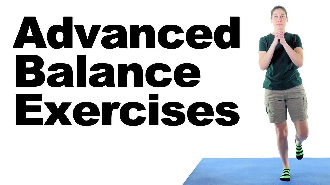 Once you've mastered basic balance exercises (https//www