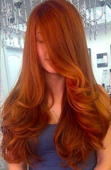 Rote Haar Modelle 2018 Redheads Rotes Haar Frisuren Glatte