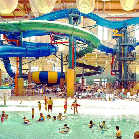 The Best Indoor Water Parks Near New York City For A Splashing Good Time Indoor Waterpark Water Park Water Parks Near Me