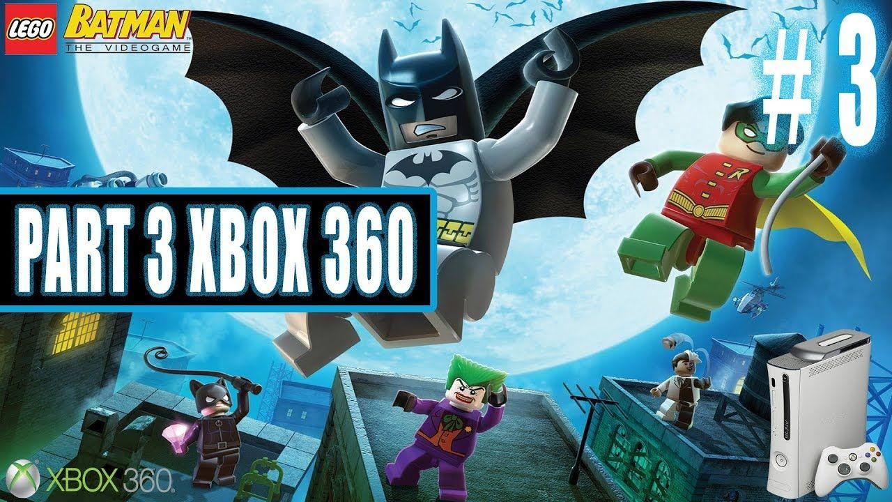 Lego Batman The Videogame Gameplay Walkthrough Part 3 Lego Batman Batman Videogames