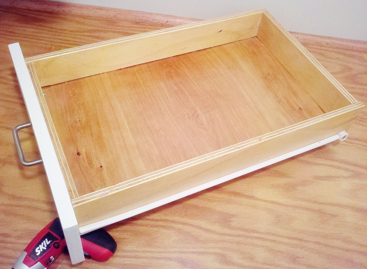 Delightful Tom Builds Stuff: How To Build Drawer Boxes