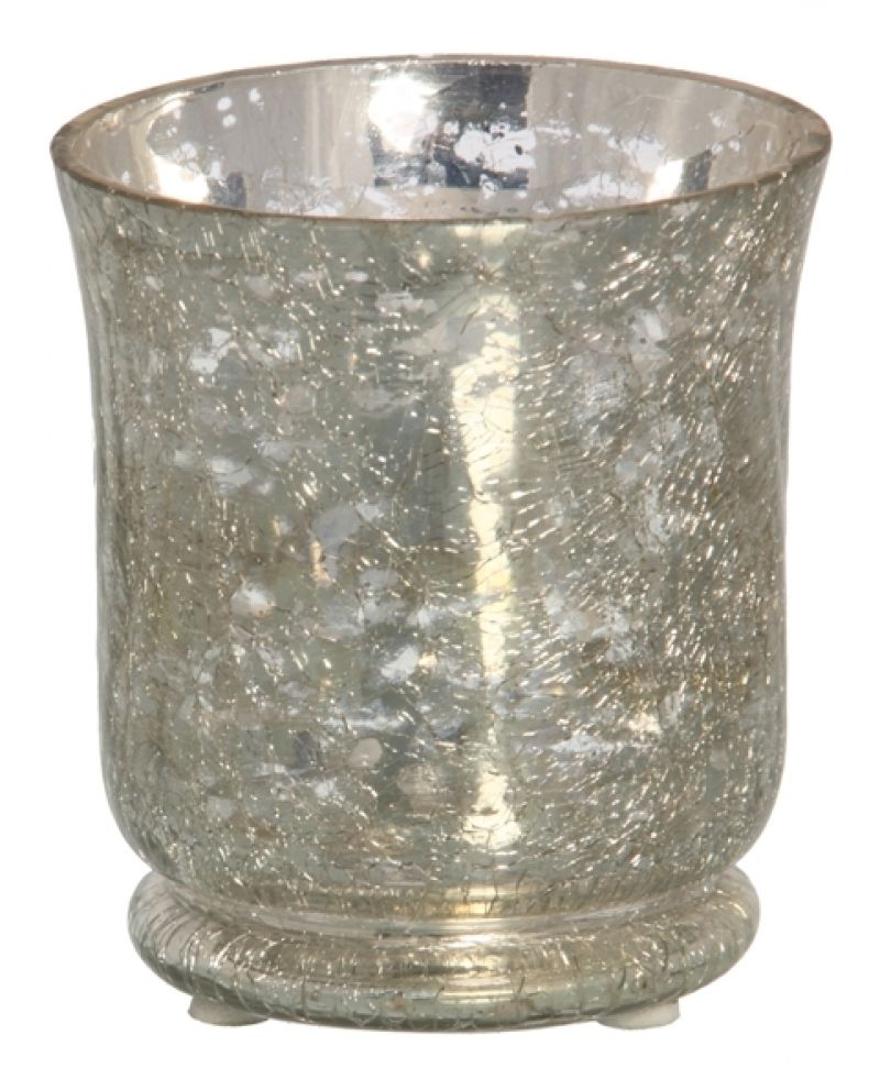 Mirror crackle glass vases vase pinterest crackle glass and mirror crackle glass vases reviewsmspy