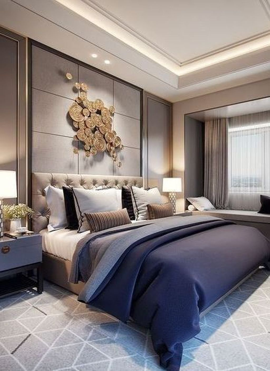 38 Best Master Bedroom Design Trends Ideas That You Need To Know In 2020 Luxury Bedroom Master Luxurious Bedrooms Luxury Bedroom Design