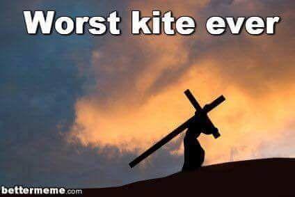 Worst Kite Ever