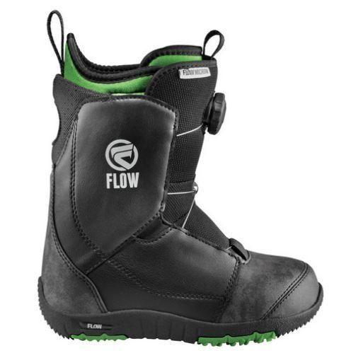 ec80b1d9b3 Flow Kid s Micro Boa Snowboard Boots