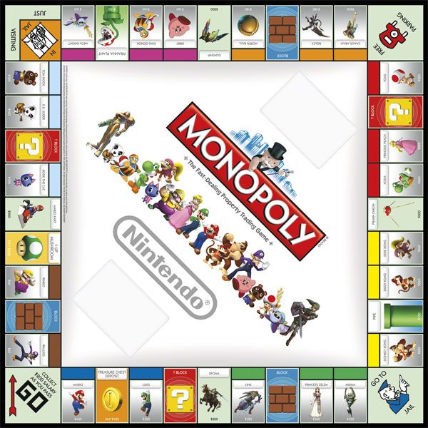 Games Monopoly Board Games