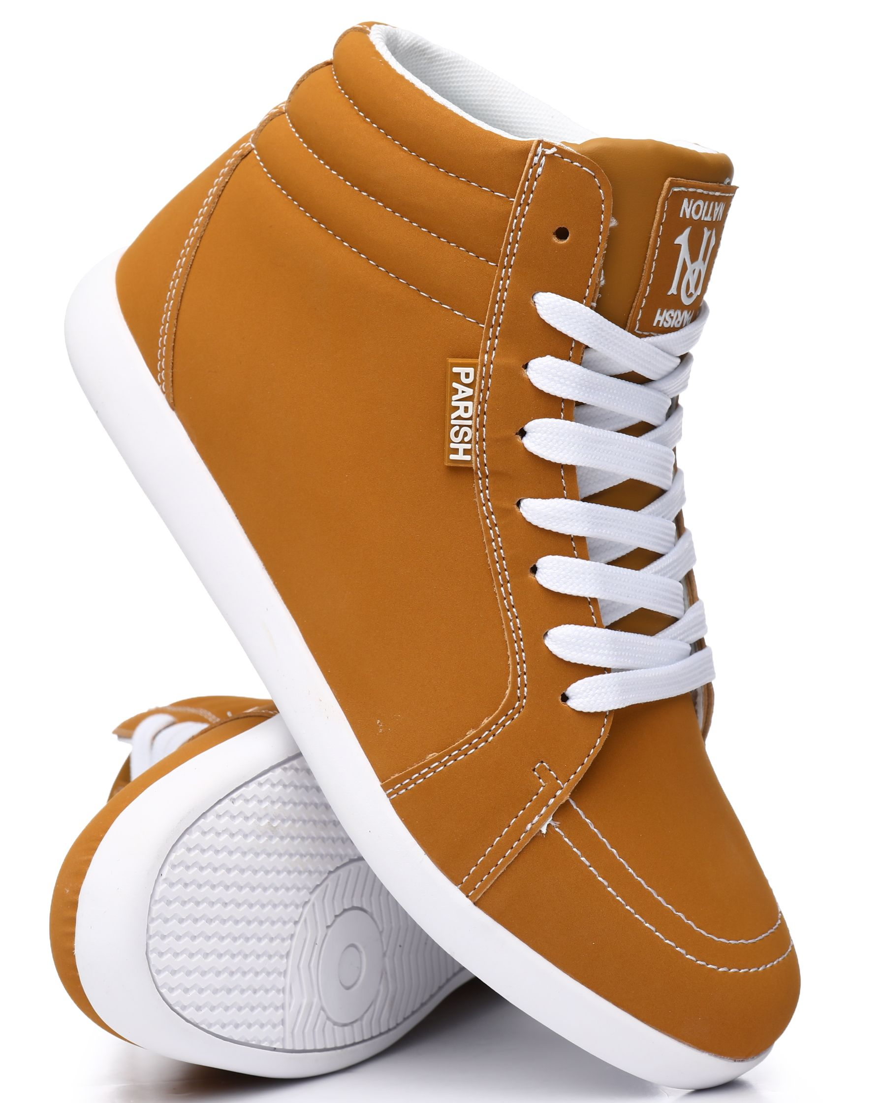 online retailer 8bcc4 9f4d2 High Top Sneakers Mens Footwear from Parish. Find Parish fashion  more at  DrJays.com
