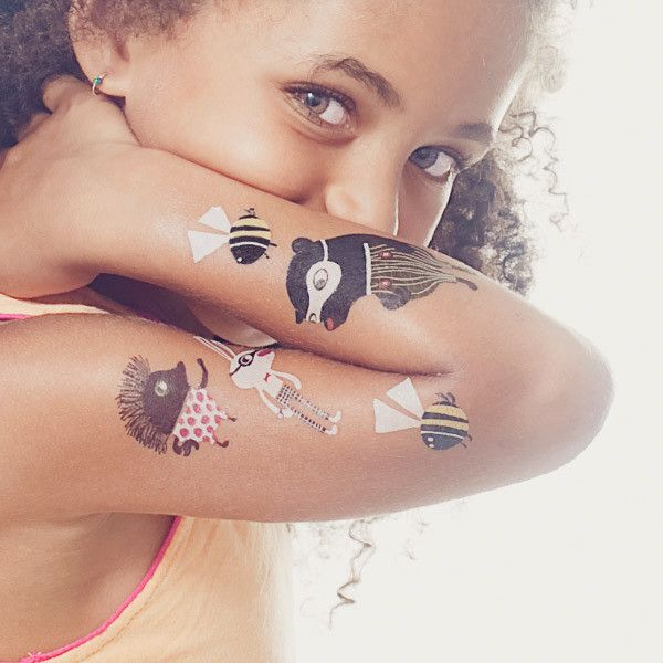 Tattly: designer temp tattoos. How awesome is this?