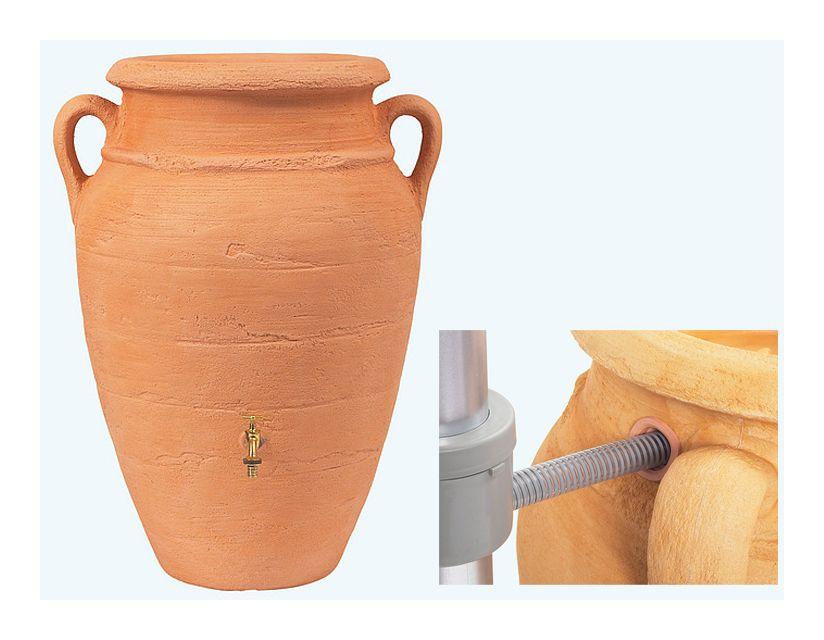 Amphore Antik Terracotta 360l 995136 In 2020 Water Bottle