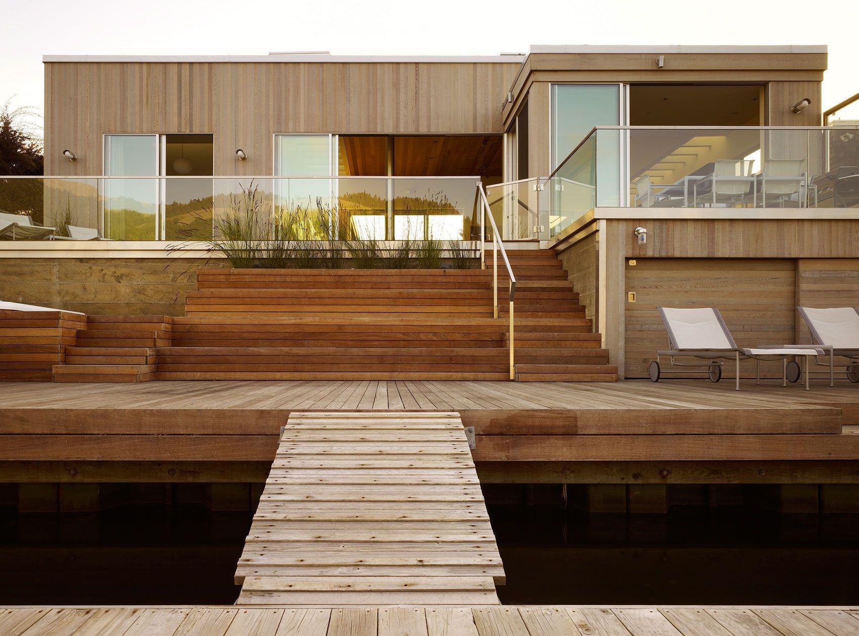 Stinson Beach House by Butler Armsden Architects in