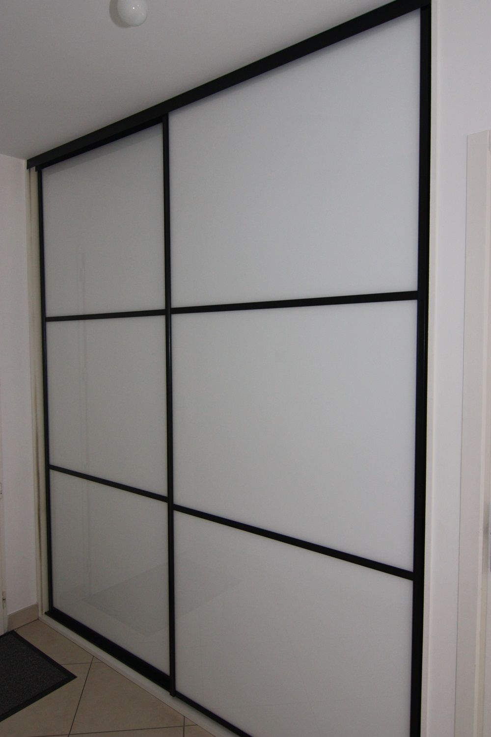 Placard Portes Coulissantes Sur Mesure Grenoble Chambery Voiron Idee