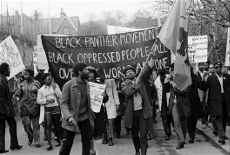 The Struggle For Justice Equality Liberation Continues Black Panthers Movement London Museums Black Panther Party