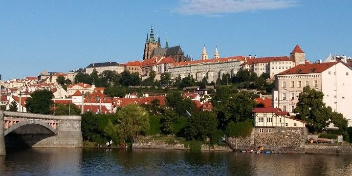 Prague Castle, Prague, Czechia, Europe