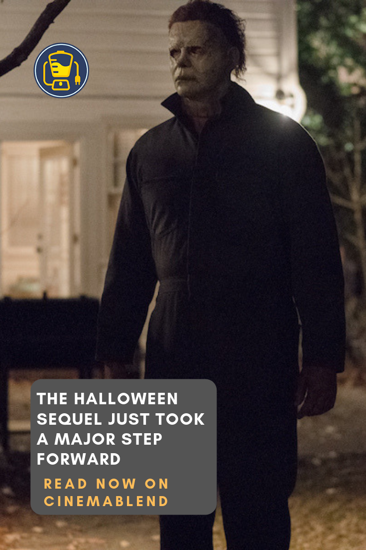 The Halloween Sequel Just Took A Major Step Forward (With