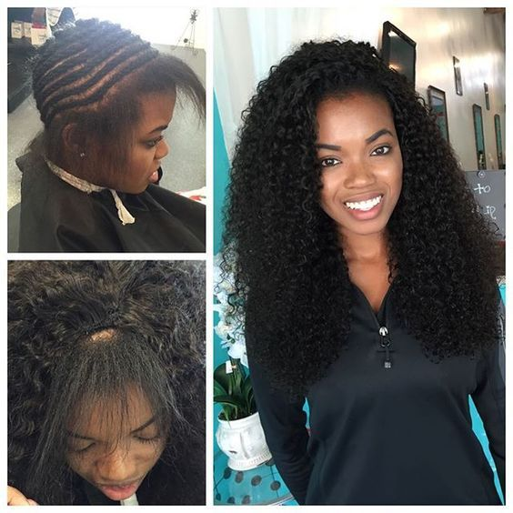 Crochet Braid Pattern: Best Braid Pattern for Crochet Braids | hair ...