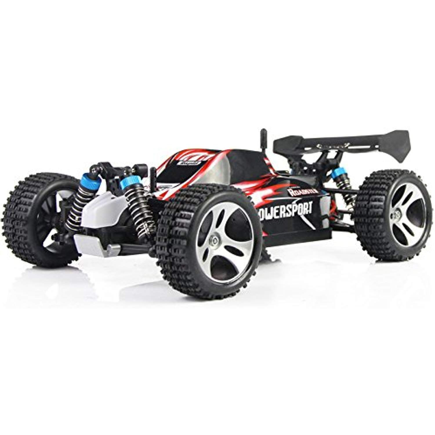 Amyove Racing Car Toy Rc Mini Car Wltoys A959 2 4g 1 18 Scale Remote Control Off Road Racing Car Suv To Remote Control Trucks Rc Car Remote Remote Control Cars