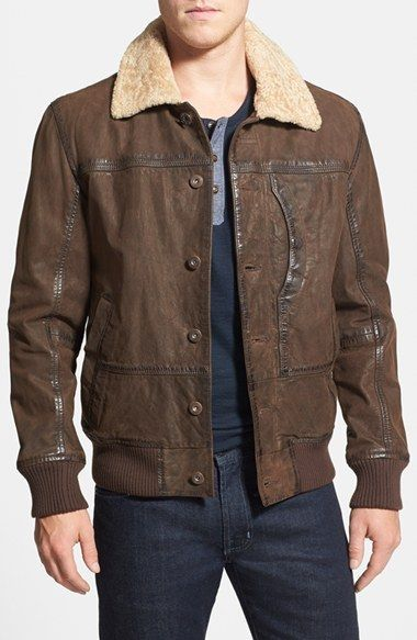 Blouson timberland homme cuir