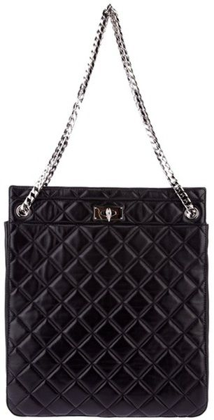 Givenchy Quilted Chain Strap Bag