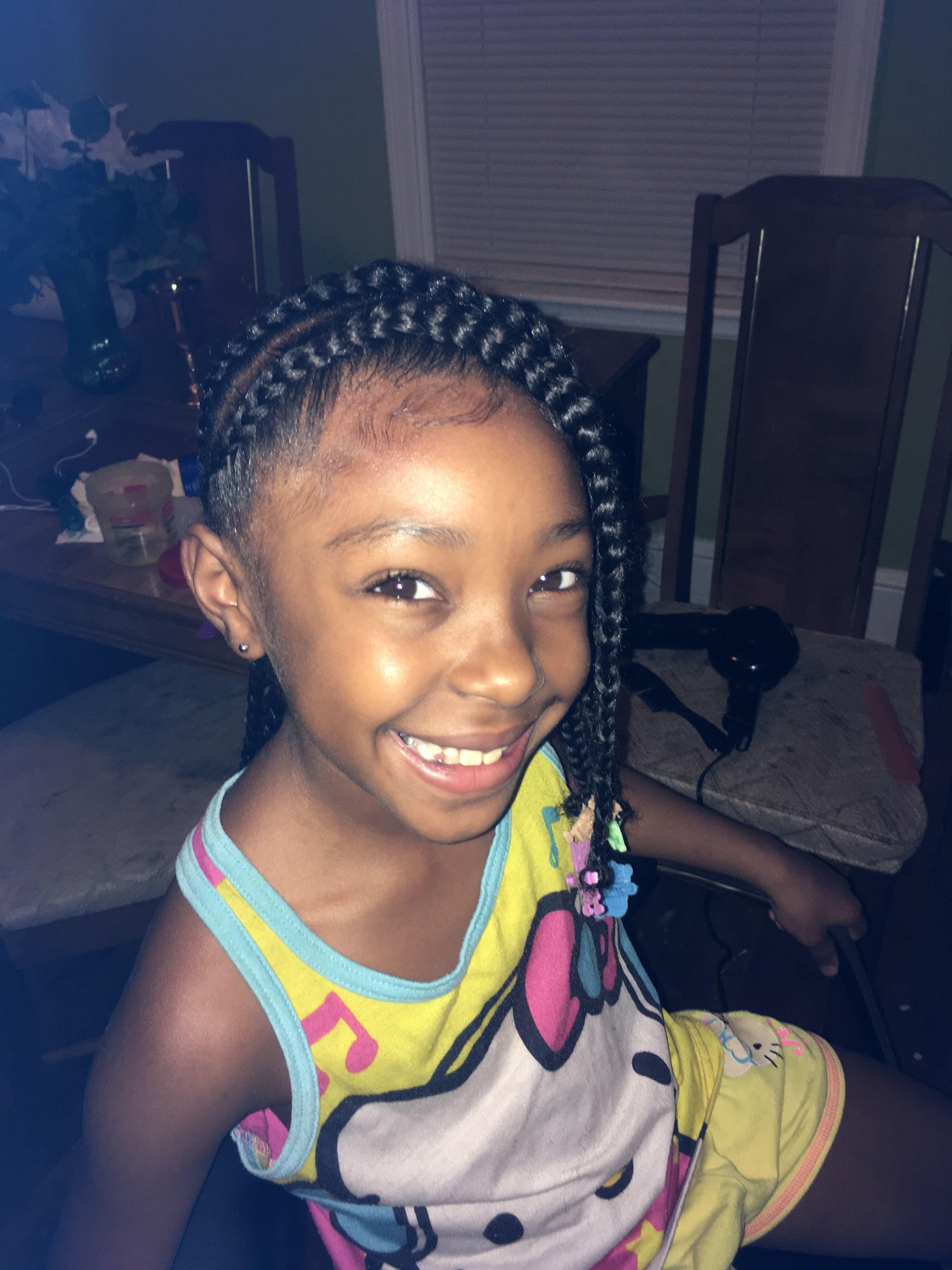 Pin by rouge caldo on kids braids pinterest kid braids