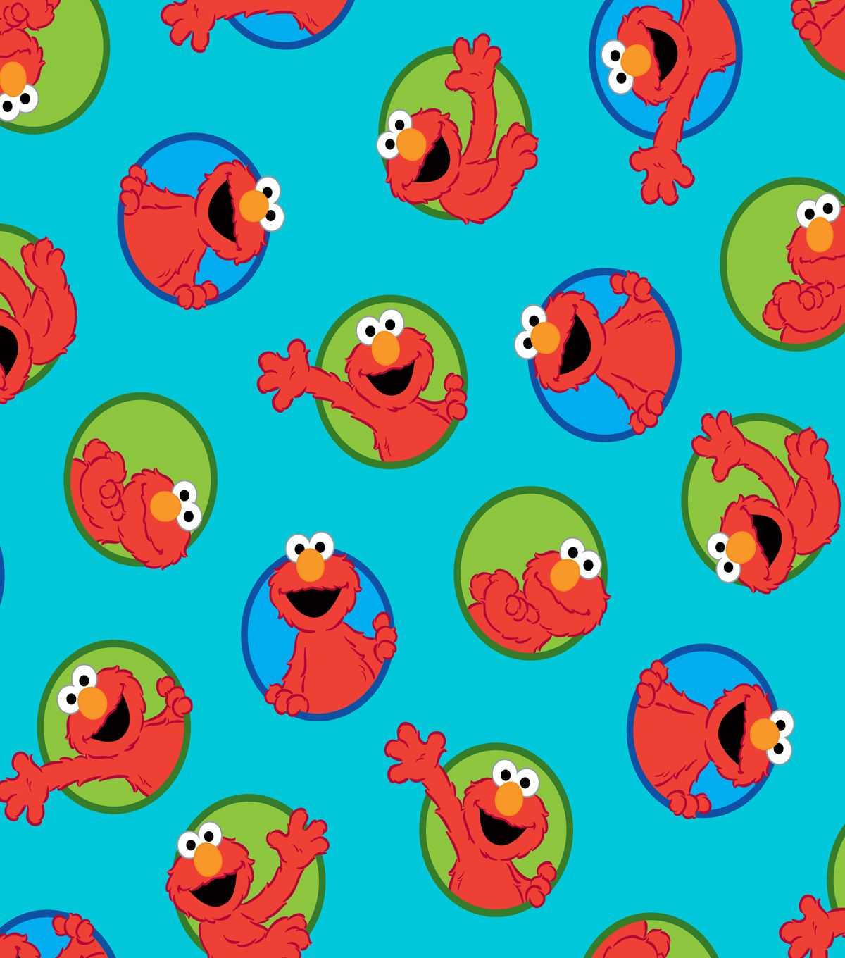 Sesame street elmo cotton fabric my fav fabric picks and extras sesame street elmo cotton fabric bankloansurffo Gallery