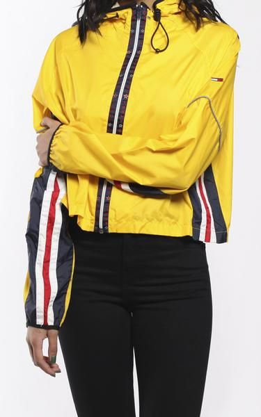 Vintage Tommy Hilfiger Crop Windbreaker Jacket