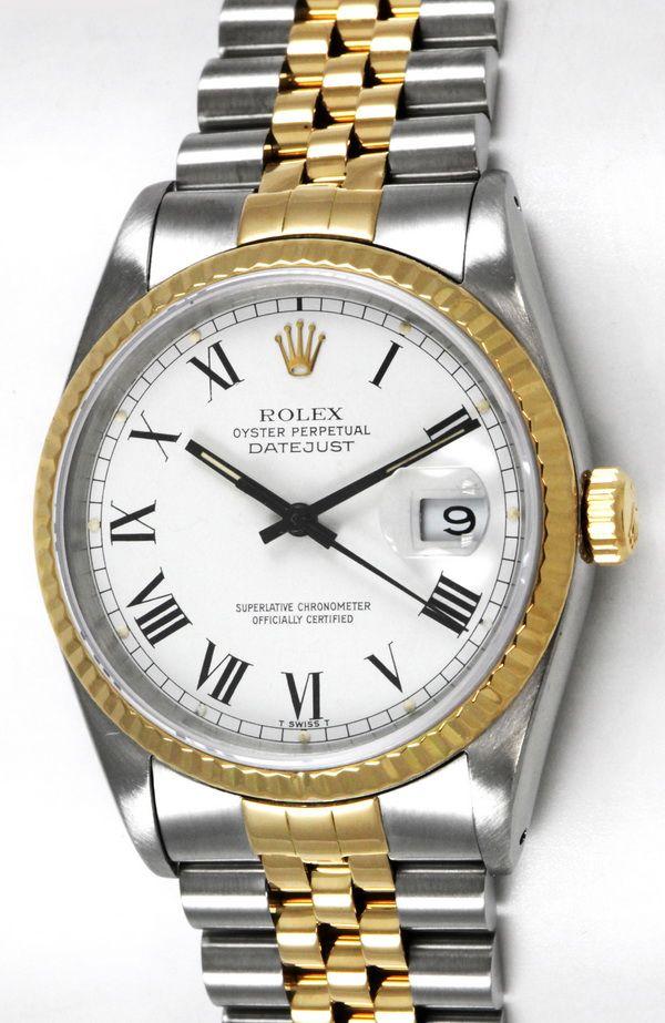 947376efa9e  Rolex -  Datejust   16233   Bernard Watch