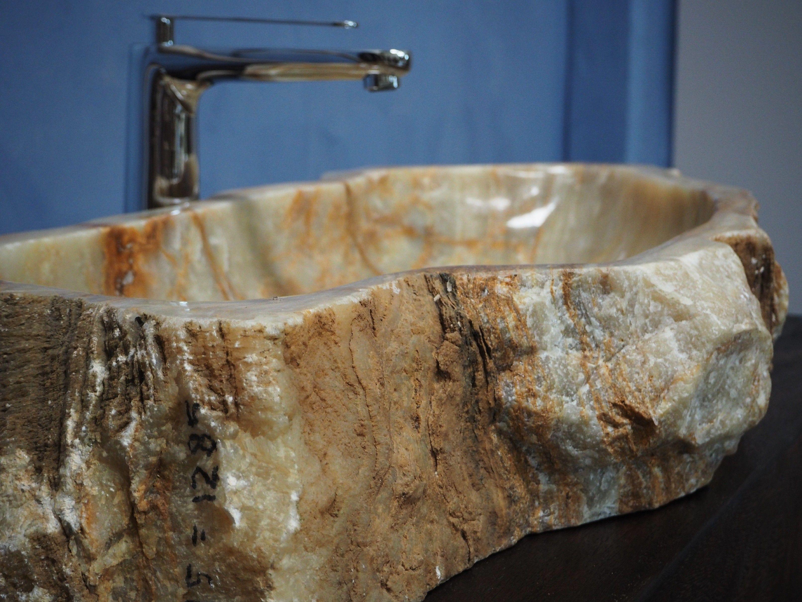 Lavabo De Piedra Natural Natural Stone Washbasin Nuestros