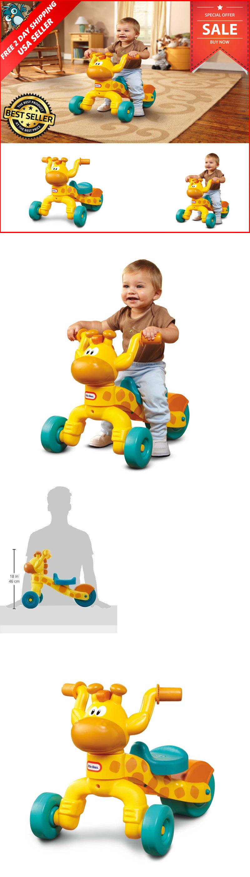 Child Size 2574 Ride Toys For Girls Boys Toddlers Riding 1