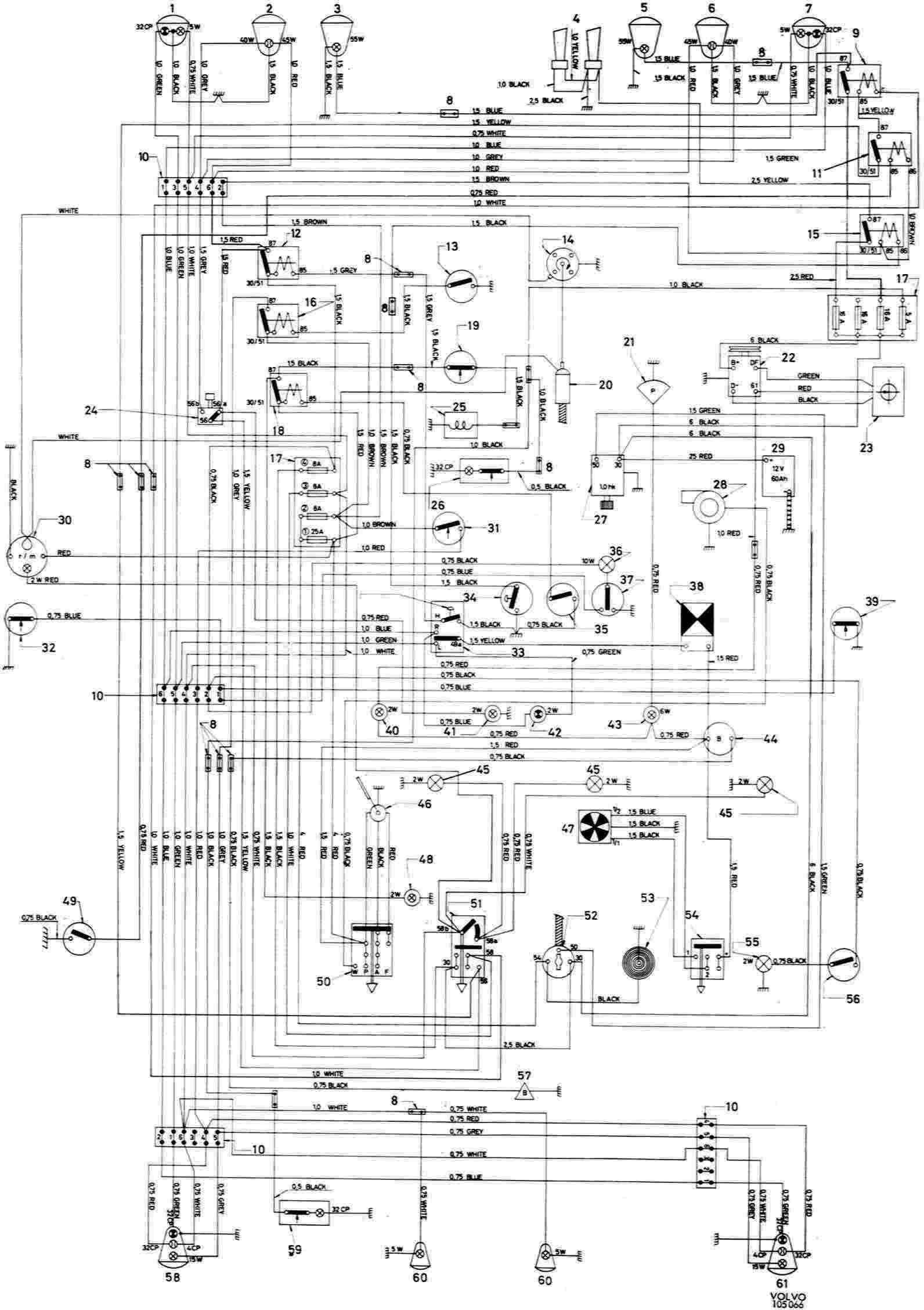 Wiring Diagram Cars Trucks Wiring Diagram Cars Trucks Truck Horn Wiring Wiring Diagrams Volvo Volvo V70 Semi Trucks