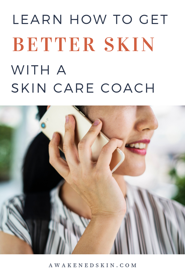 Howtogetbetterskin Skincarecoach Skin Care Expert Natural Skin Care Learn How To Have Better Skin Coaching Session Skin Care Tips Esth Natural Skin Care