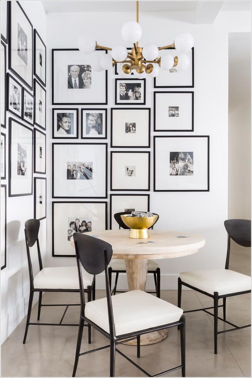 Breakfast Nook Wall Decor Ideas Essecke Modern Wohnen Wohnung