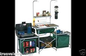 Camping-Outdoor-Kitchen-Work-Station-Survival-Cook-Wilderness-Equipment-Hunting