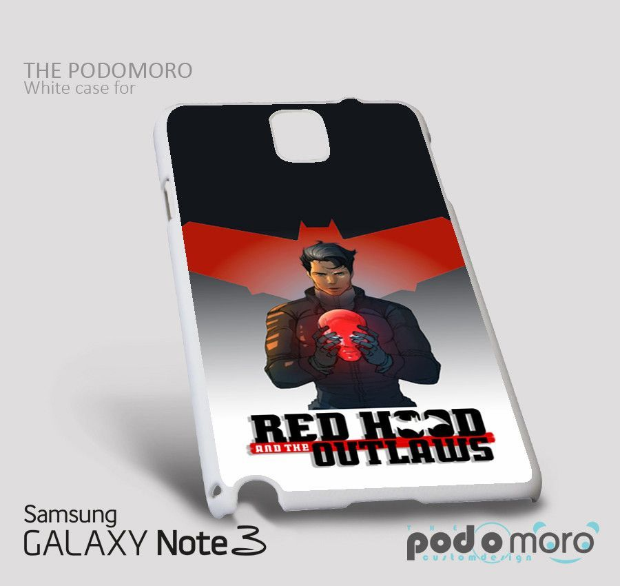 Red Hood And The Outlaw for iPhone 4/4S, iPhone 5/5S, iPhone 5c, iPhone 6, iPhone 6 Plus, iPod 4, iPod 5, Samsung Galaxy S3, Galaxy S4, Galaxy S5, Galaxy S6, Samsung Galaxy Note 3, Galaxy Note 4, Phone Case