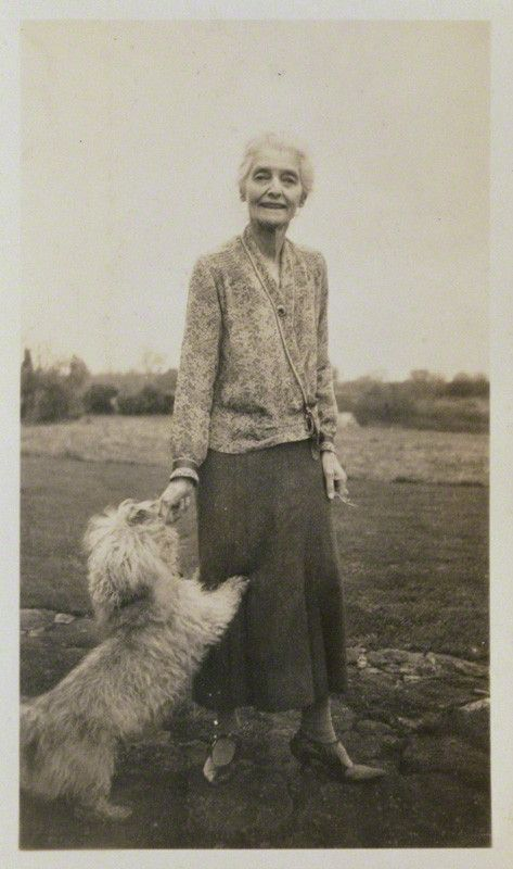 Beatrice Webb, early 1940s © National Portrait Gallery, London