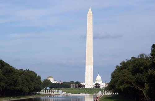 Top 10 All-American Landmarks | Washington, Tops and The o'jays