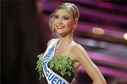Alexandra Rosenfeld, Miss France 2006 & Miss Europ 2006