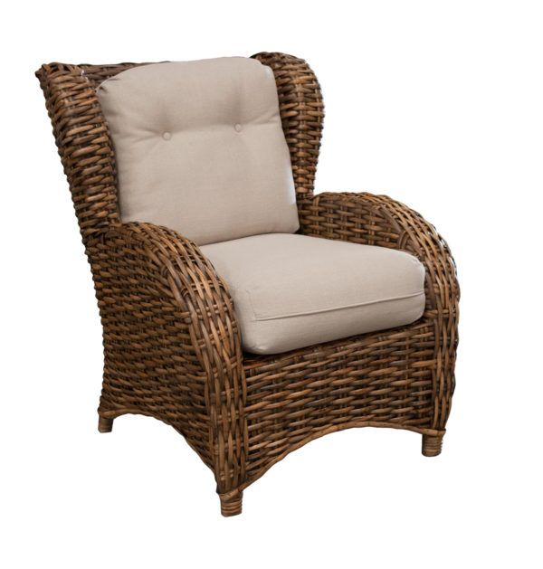 Sensational Borneo Rattan And Wood Game Chair From Capris Furniture Bralicious Painted Fabric Chair Ideas Braliciousco