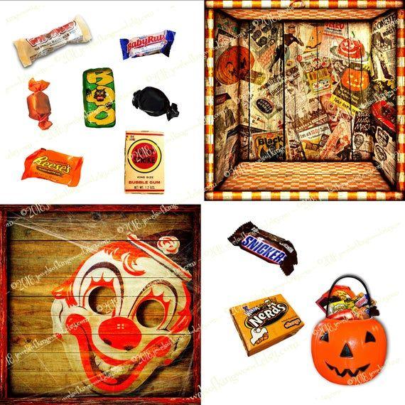 Halloween Decor Halloween Clipart Scrapbook Kit Printable Halloween Costumes Halloween Art Doll Kids